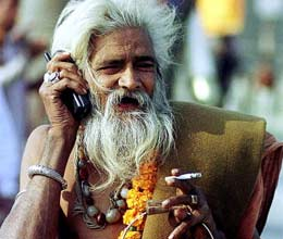 mobile phone services will be improved during mahakumbh