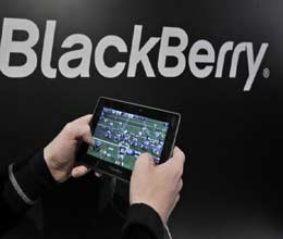 RIM to launch new BlackBerry software on Jan 30