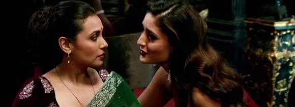 rani wanted to play the role of Kareena