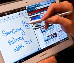 review samsung galaxy note 10.1