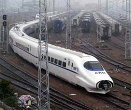 india first bullet train will run between mumbai and ahmedabad