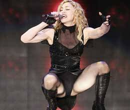 Madonna Threatens to Cancel Concert If Fans Smoke