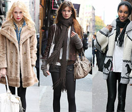 Step up your style for winter!