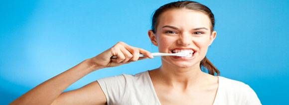 oral hygiene necessary for healthy teeth