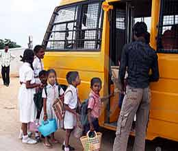 preparation for service tax on schools income