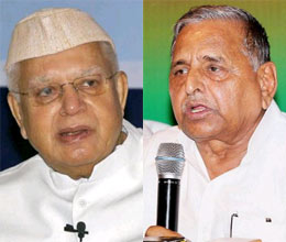 mulayam singh yadav should lead country said nd tiwari