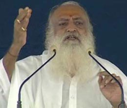 Kids death case asaram bapu appears before trivedi Commission