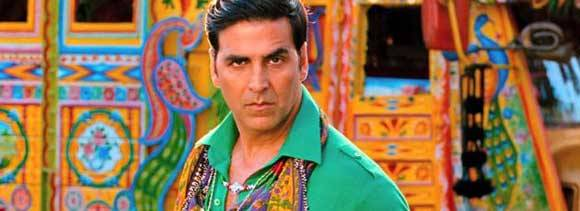 'Punjabi Rajinikanth' was the initial title for 'Khiladi 786'