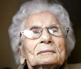 oldest person of world dies