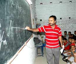 anand Kumar super30 students get lessons in moral values