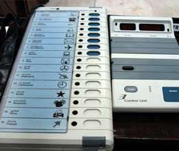 jharkhand demanded 12000 evm for municipal election