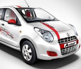 maruti suzuki launches limited edition a star aktiv