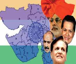 gujarat polls tomorrow in first phase election