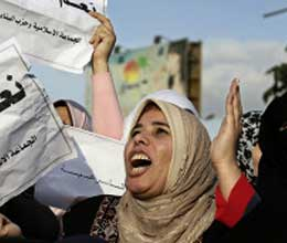 opposition is in favour of conditional referendum in egypt