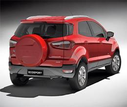 7 seter version of ford ecosport is making