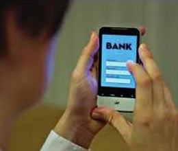 mobile banking will be in your hand