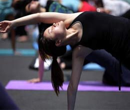 Some parents protest yoga in US classrooms