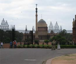 Rashtrapati Bhavan starts online booking for tours