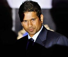 sachin invited to watch match in ranch
