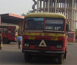 buses on strike, trouble for passengers