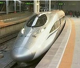 china open longest high speed rail route