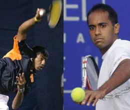 bopanna will pair with rajeev ram