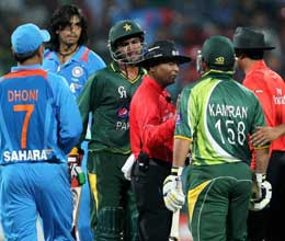 penalties on ishant sharma and kamran akmal