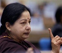 tamil nadu cm jayalalithaa walks out of ndc meeting