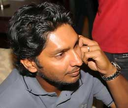 kumar sangakkara made ??ten thousand