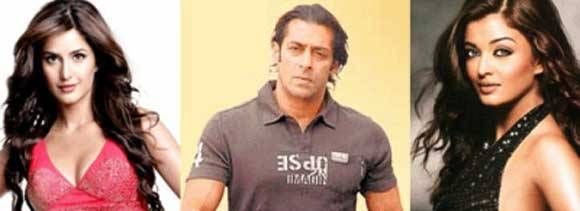 Salman Khan entangled in many for sweethearts