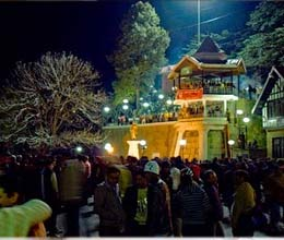 shimla is ready for new year celebration