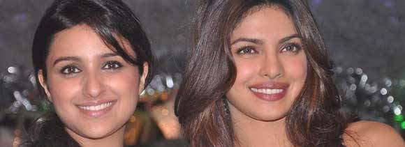 parineeti said, I am here not because of Priyanka