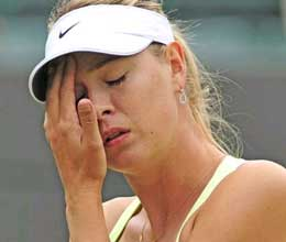 injured sharapova will not play exhibition match