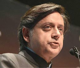 sonia or rahul to be natural choice for pm post says tharoor