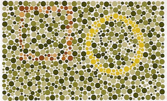 ee0a7b7264f Color Blindness Test - जानें आप कलर ब्लाइंड हैं ...