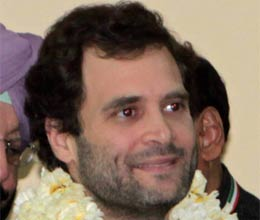 congress leader courts controversy over rahul's marriage