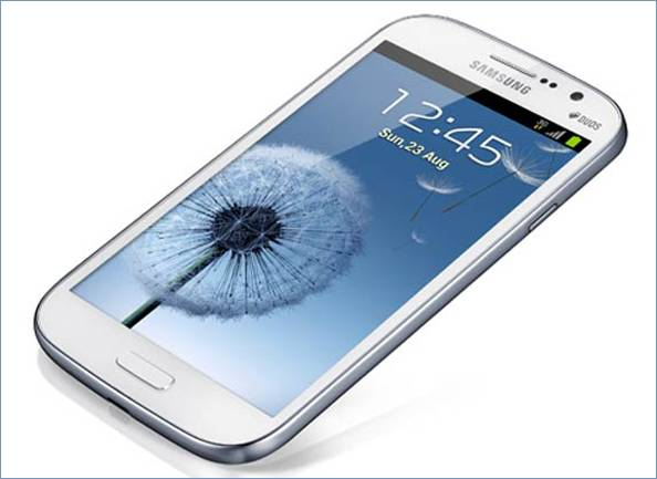samsung galaxy grand look