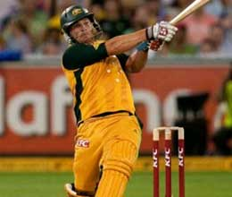 aaron finch replaces david hussey in australia squad