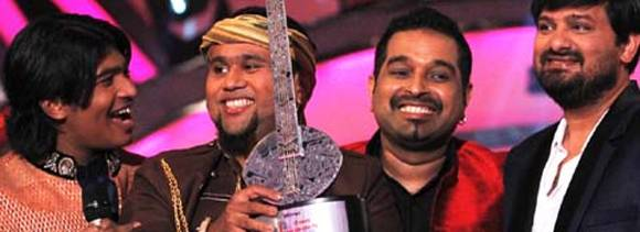Jasraj Joshi crowned winner of Sa Re Ga Ma