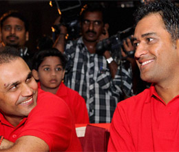 never thought i will play for india says dhoni