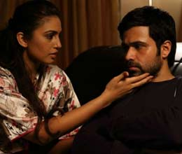 imran hashmi gets nervous while shooting intimate scene