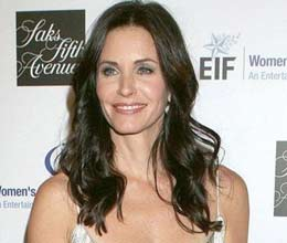 Courteney Cox has crush on Christian Bale