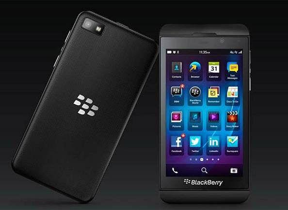 blackberry new phone z10