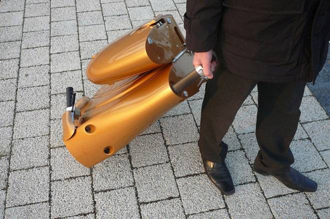 moveo electronic scooter