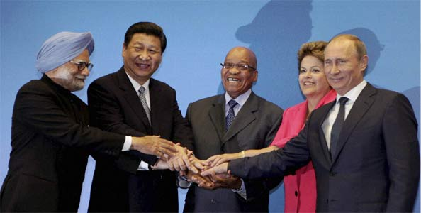 manmohan singh with Xi jinping