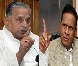 mulayam not even fit to sweep pm house says beni prasad verma