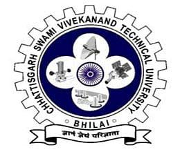 Image result for Chhattisgarh Swami Vivekanand Technical University