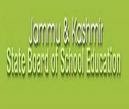 JKBOSE 10th & 12th class result 2014