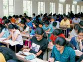 94 percent students of maharajganj district passed in highschool of up board