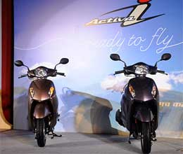 honda launches affordable activa i